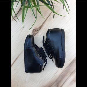 STRIDE RITE ELLIOT Little Boy Black Dress Shoe NWT